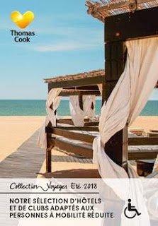 Handitout: Thomas Cook France lance une brochure consacrée aux voyageurs handicapés