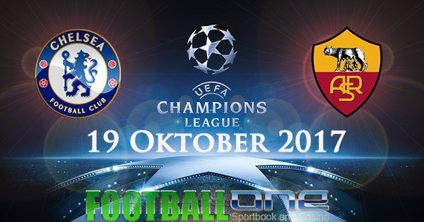Prediksi CHELSEA vs ROMA 19 Oktober 2017