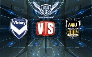 Prediksi Melbourne Victory vs Wellington Phoenix 2 November