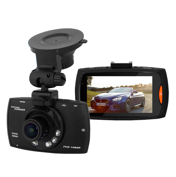 Car DVR Camera Recorder Motion Detection Night Vision G-Sensor Full HD 1080P 2015 Best Selling