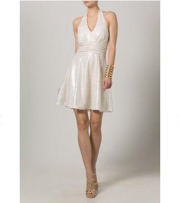 morgan robe de soir e blanc zalando tendance mode femme. Black Bedroom Furniture Sets. Home Design Ideas