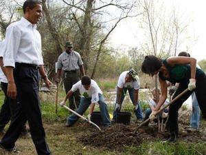 Monsanto proteste contre le jardin bio de Michelle Obama - Europe1.fr - Economie