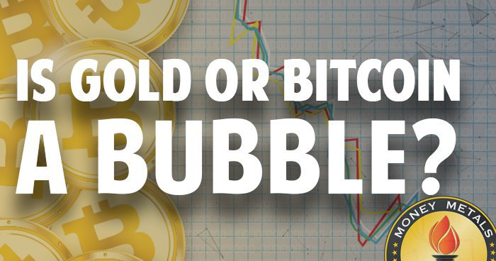 Is Gold or Bitcoin a Bubble? (How Much Energy Do They Consume)