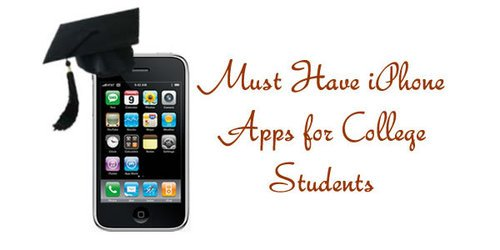 Five Phone Apps and Web Apps for College Students
