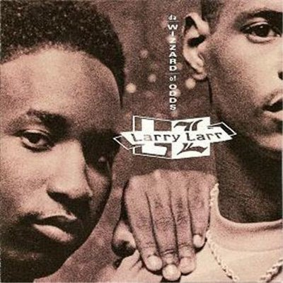 All Hip Hop Archive: Larry Larr - Da Wizzard Of Odds