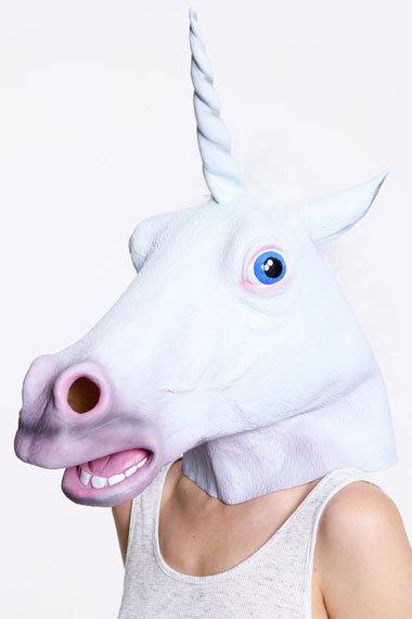 Le masque de licorne | DailyELLE