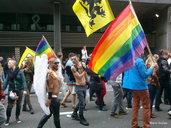 La Gay Pride à Bruxelles, ce sera le 17 mai 2014