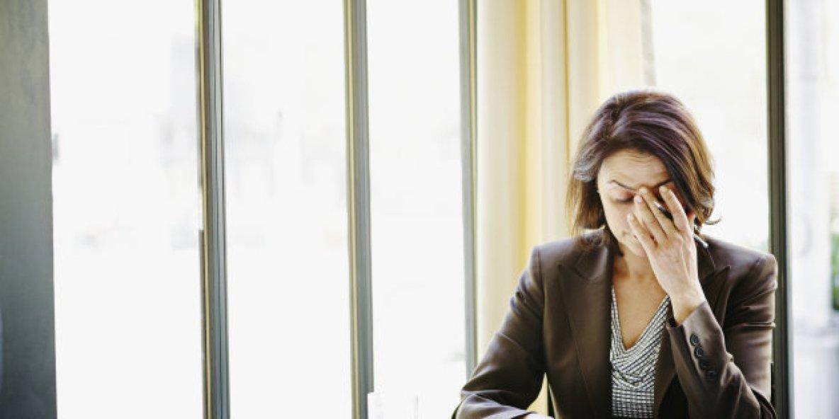 Voici pourquoi votre femme est constamment stressée | HuffPost Québec