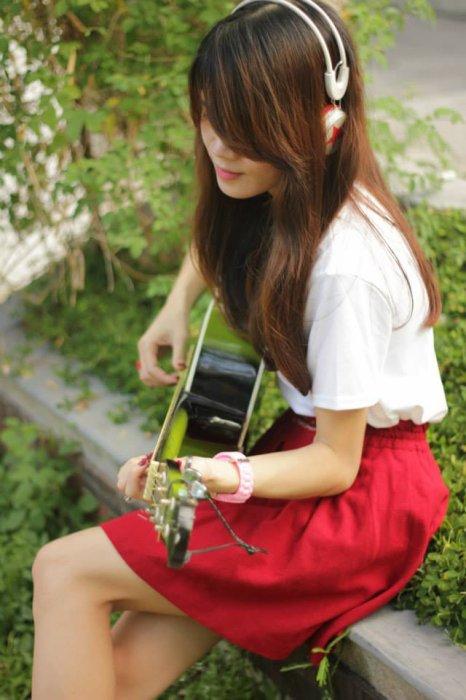 * La guitare à Dadi *