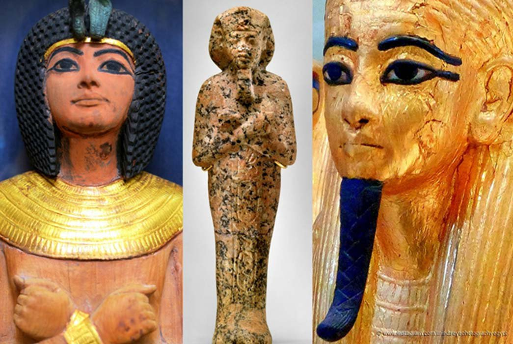 Deputies of the Dead from Amarna to Thebes: Mesmeric Shabtis of Akhenaten and Tutankhamun—Part I | Ancient Origins Members Site