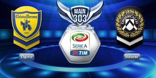 Prediksi Chievo VS Udinese Piala Dunia Rusia 2018 |