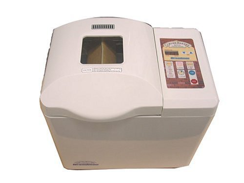 breadman tr888 corner bakery bread maker