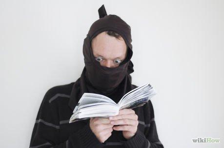 5 manières de devenir un ninja - wikiHow