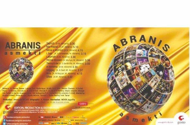 """""""Asmekti"""", un nouvel album des Abranis: Toute l'actualité sur liberte-algerie.com"""