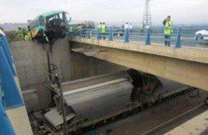 Accident Settat, un drame qui a laissé 8 morts et 18 blessés | Huspress