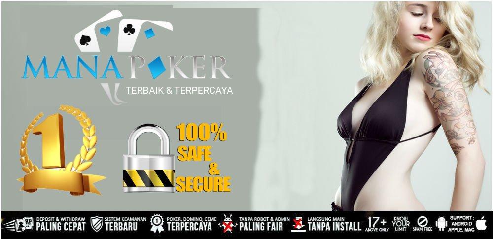 Situs Poker Terpercaya Server Terbaik | Manapoker