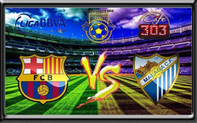 Prediksi Skor Barcelona Vs Malaga 22 Oktober 2017 | Prediksi Jitu