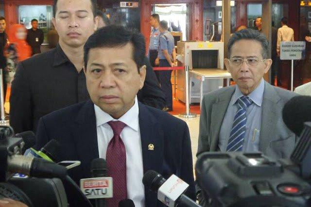 KPK Belum Tentukan Jadwal Ulang Pemeriksaan Setya Novanto - Berita Harian Indonesia