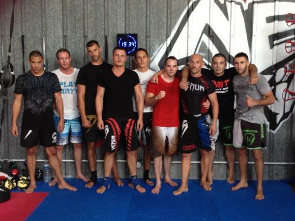 Le Jiu-Jitsu Brésilien comme une famille