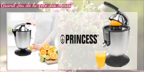 gagnez 34 presse-agrumes Princess