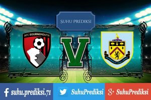 Prediksi Bola AFC Bournemouth Vs Burnley 13 Mei 2017