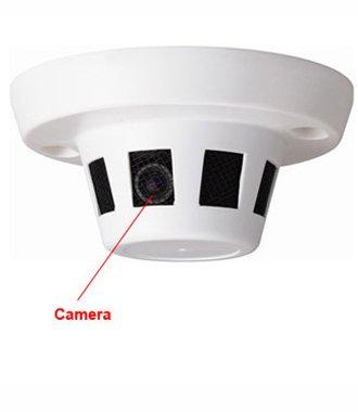 Spy Fire Alarm Camera, Spy Alarm Camera In Delhi India - 9650923110