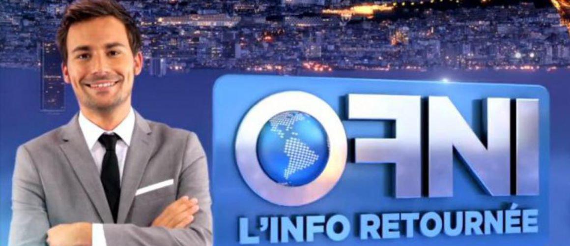 Bertrand Chameroy annonce l'arrêt d'OFNI et tacle W9