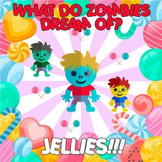 Zombie Life Jelly For Android ~ Star Royal Games