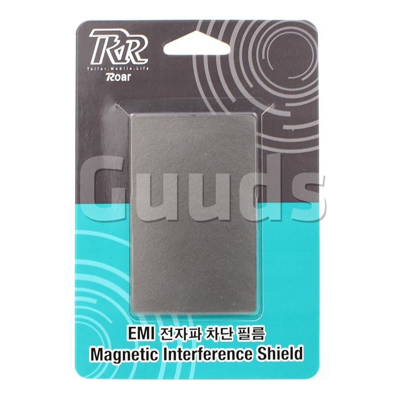 RR Roar Korea EMI Smart Phone Anti-magnetic Sticker Magnetic Interference Shield for Mobile Phone - Mobile Phone Sticker - Guuds