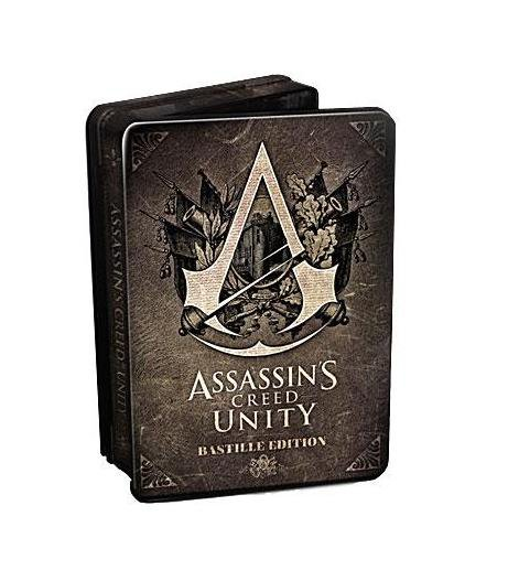 #Buzz ▶ #AssassinsCreedUnity - #EditionCollector #Bastille #PS4 - #Jeu #PlayStation4