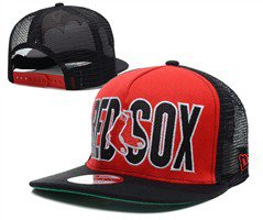 MLB Boston Red Sox Snapback Hats ID1