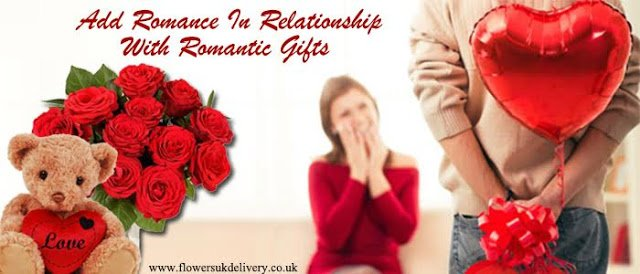 Add Romance In Your Relationship With Some Special Romantic Gifts
