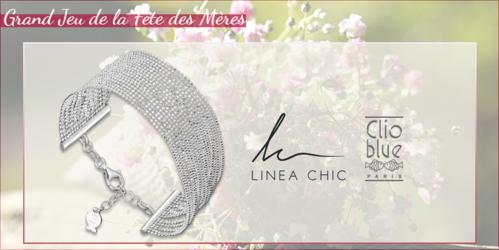 gagnez 20 bracelets Lineachic (valeur unitaire 89 euros)