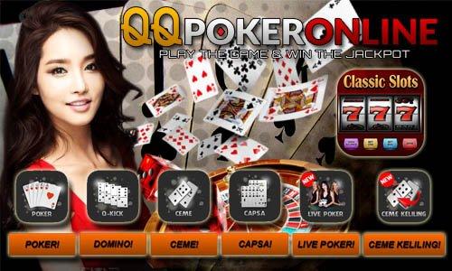 Judi Poker Mesin Slot Uang Asli Android iOS Terpercaya