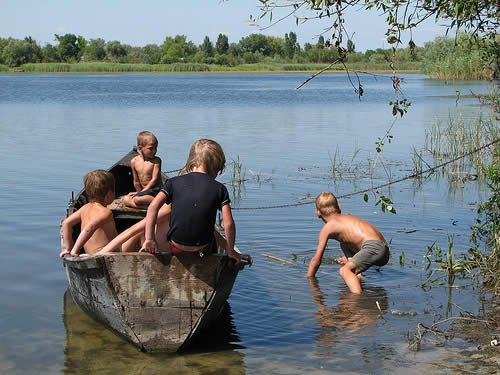 The Danube Delta in 23 Beautiful Images