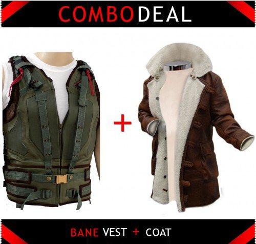 Bane Coat + Bane Vest Deal