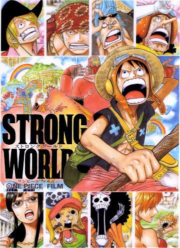 One Piece - Strong World streaming vk | Streamay.com