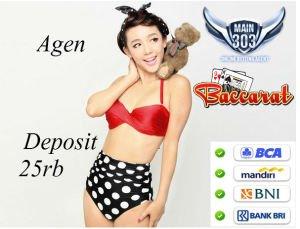 Agen Baccarat Deposit 25rb | Main303