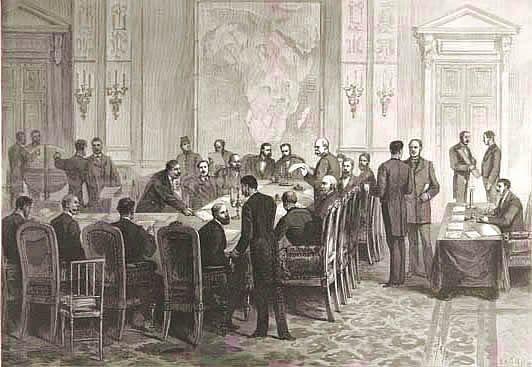 Il y a 130 ans, les Européens se partageaient l'Afrique à la Conférence de Berlin