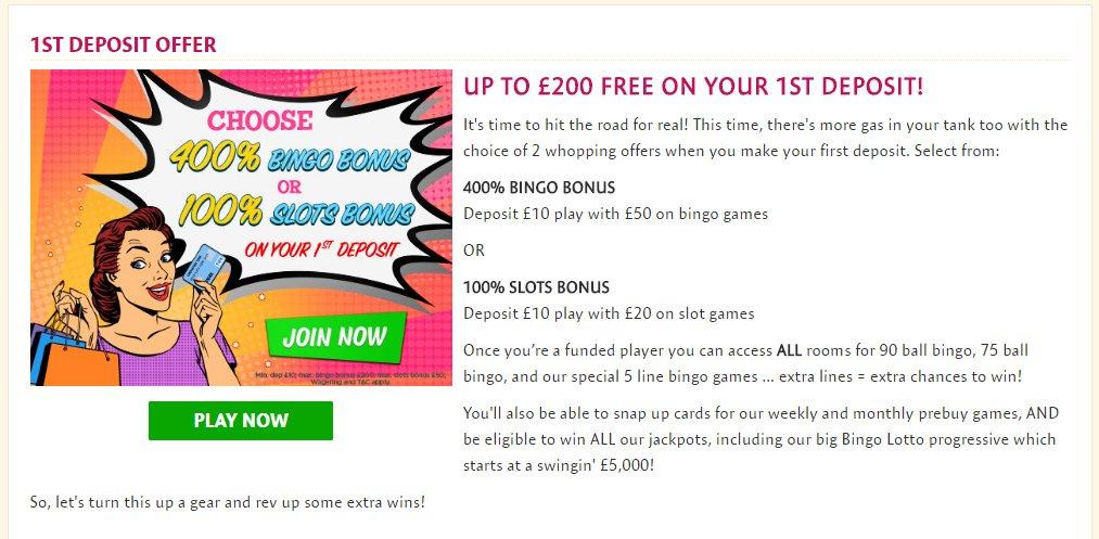 Bingo Extra is An Emerging Best Online Bingo Site in UK