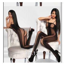 Combinaison+sexy+-+-+Nylon+%26+Spandex+-+du+36+au+42+-+Neuve+sur+PriceMinister