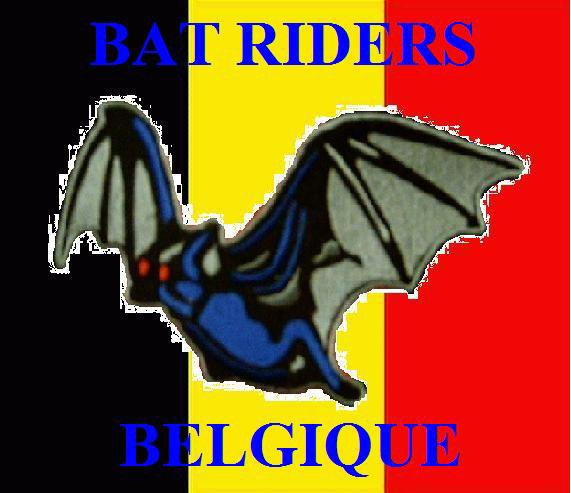 BAT RIDERS BELGIQUE