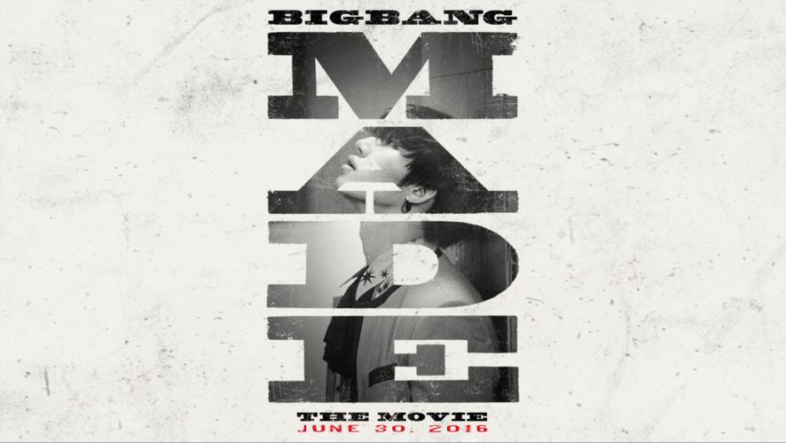 BIGBANG MADE TEASER : DAESUNG