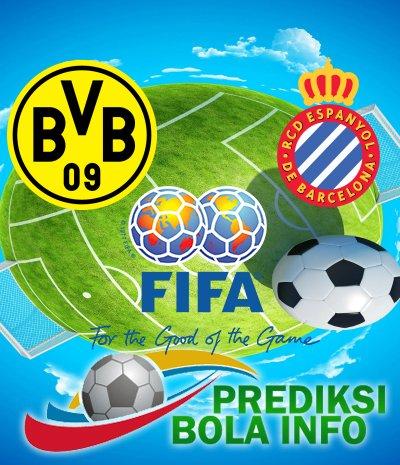 Prediksi Borussia Dortmund Vs Espanyol 29 Juli 2017