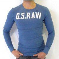 Haut G-Star Bleu