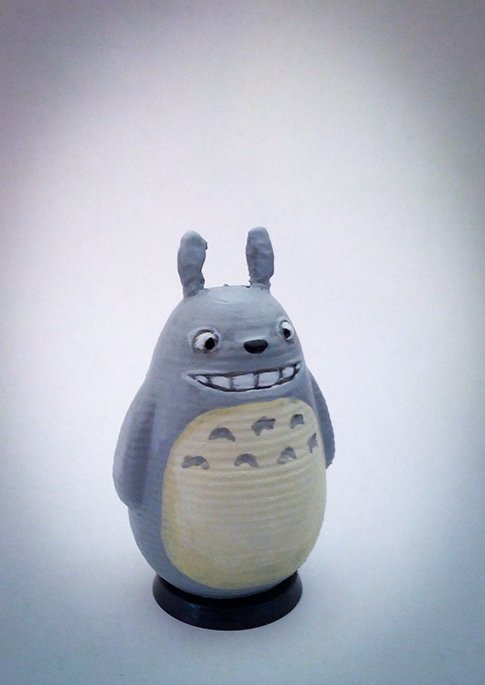 Totoro by fatal-failure on deviantART