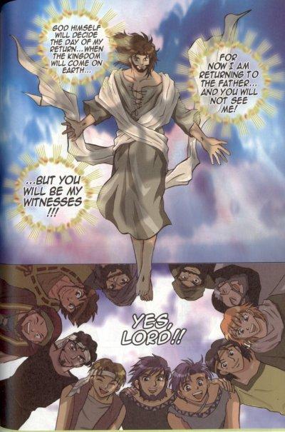 L'Ascension, une disparition primitive ?