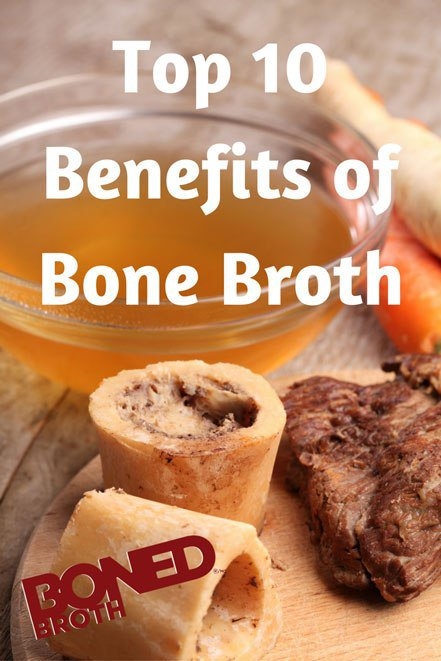 Top 10 Benefits of Bone Broth – Especially for Women! | Boned Broth