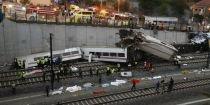 Catastrophe ferroviaire: 77 morts dans un accident de train en Espagne