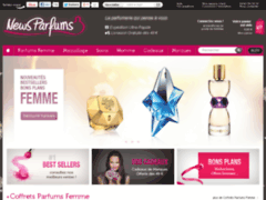 News Parfums : Parfums à prix très compétitifs